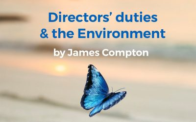 Director's Duties and the Environment